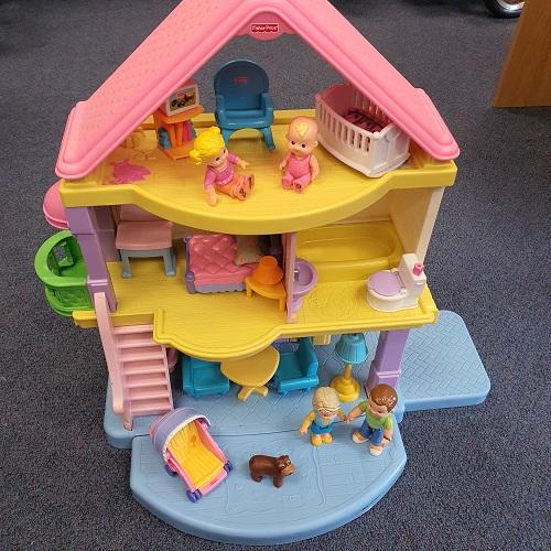 Fisher & Price  - My First Dolls House #2
